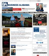 Business Alabama front page
