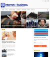 Internet of Business front page