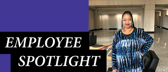 Employee Spotlight: Gloria