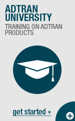 Learn more about ADTRAN University