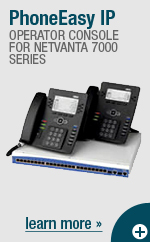 Introducing PhoneEasy IP Operator Console for NetVanta 7000 Series - read more